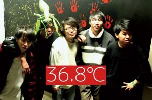 36.8℃