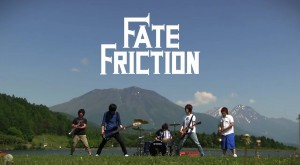 FATE FRICTION